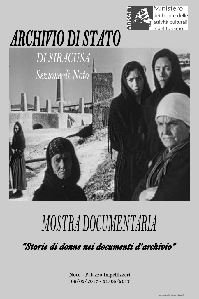 1 Storie di donne nei documenti d'archivio - Copia
